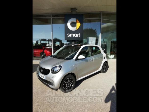 Smart FORFOUR 52kW prime ZP SILVER METALLIC Occasion - 1