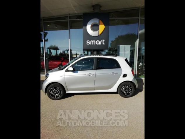 Smart FORFOUR 52kW prime ZP SILVER METALLIC Occasion - 2