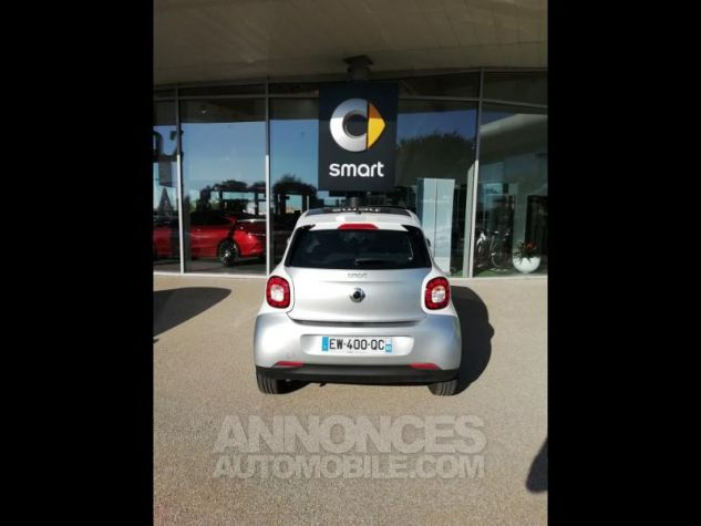 Smart FORFOUR 52kW prime ZP SILVER METALLIC Occasion - 3