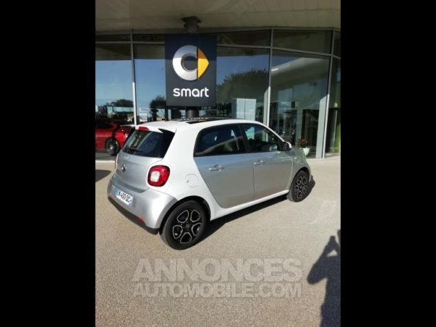 Smart FORFOUR 52kW prime ZP SILVER METALLIC Occasion - 4