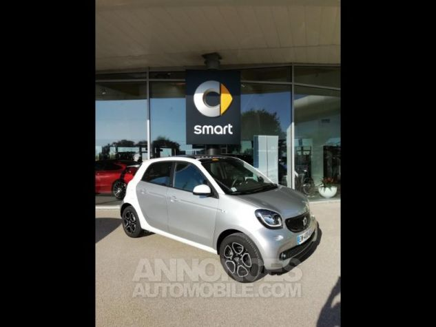 Smart FORFOUR 52kW prime ZP SILVER METALLIC Occasion - 6
