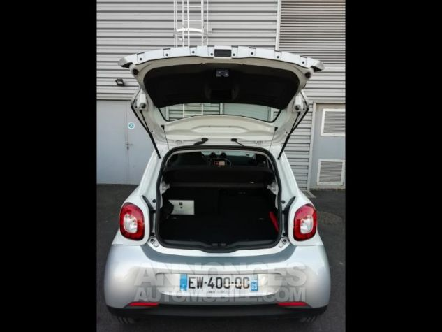 Smart FORFOUR 52kW prime ZP SILVER METALLIC Occasion - 8