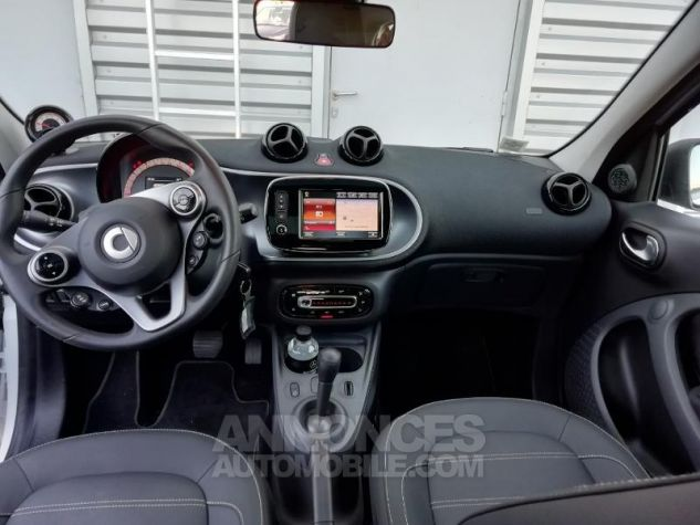 Smart FORFOUR 52kW prime ZP SILVER METALLIC Occasion - 11