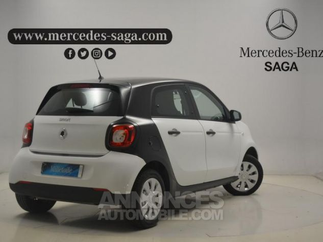 Smart FORFOUR 61ch pure  Occasion - 1