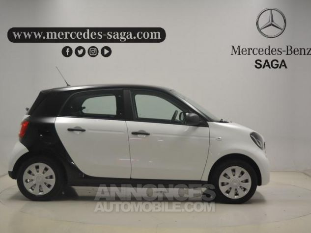 Smart FORFOUR 61ch pure  Occasion - 4