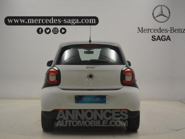 Smart FORFOUR 61ch pure  Occasion - 5