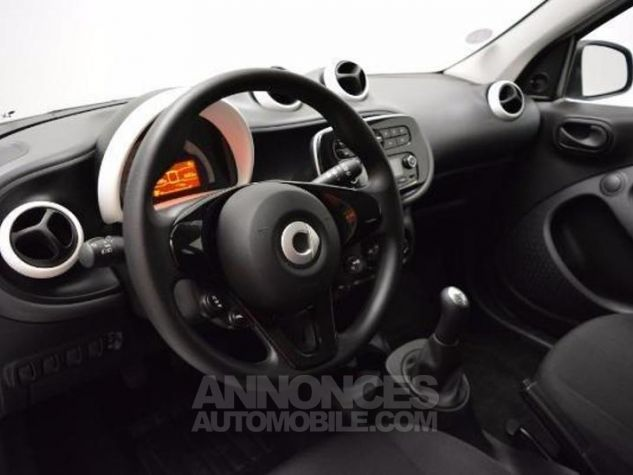 Smart FORFOUR 61ch pure Blanc Occasion - 3