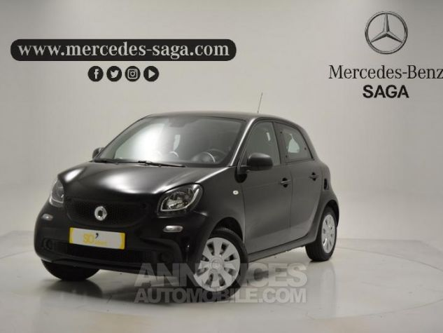 Smart FORFOUR 61ch pure  Occasion - 0