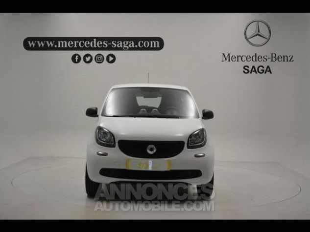 Smart FORFOUR 61ch pure  Occasion - 7