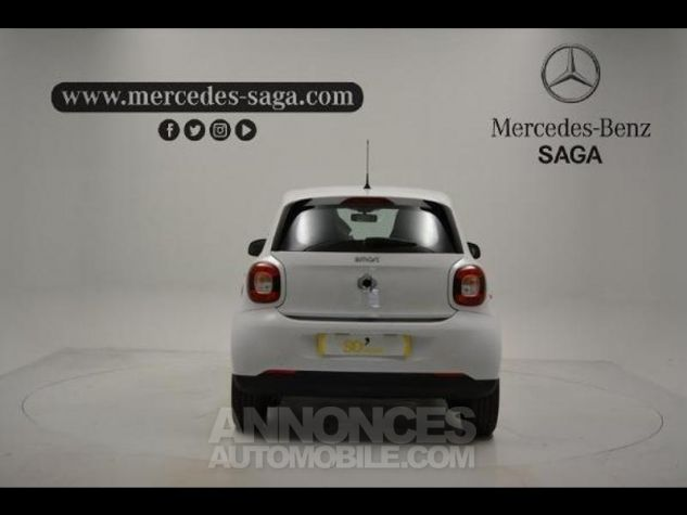 Smart FORFOUR 61ch pure  Occasion - 8
