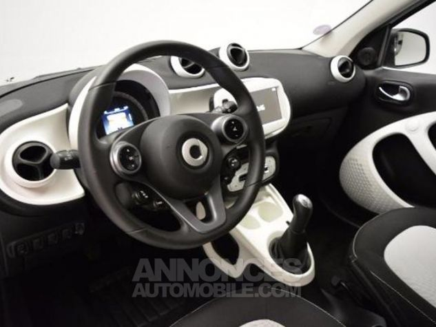 Smart FORFOUR 71ch passion Blanc Occasion - 2