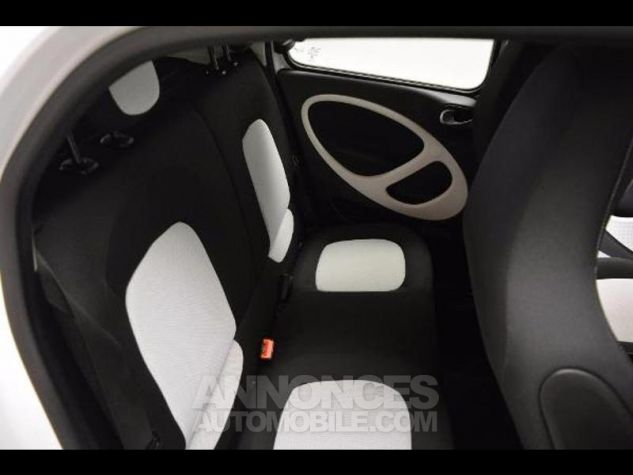 Smart FORFOUR 71ch passion Blanc Occasion - 7