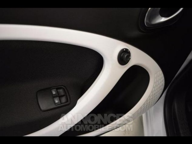 Smart FORFOUR 71ch passion Blanc Occasion - 13