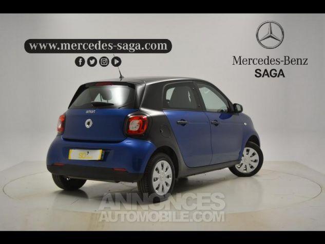 Smart FORFOUR 71ch pure bleu Occasion - 1