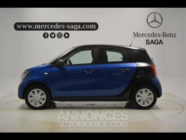 Smart FORFOUR 71ch pure bleu Occasion - 12