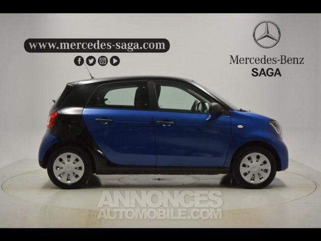 Smart FORFOUR 71ch pure bleu Occasion - 14