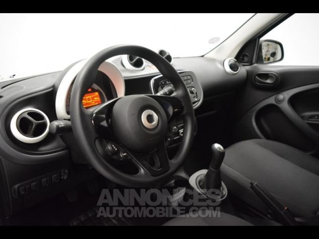Smart FORFOUR 71ch pure ARGENT Occasion - 2