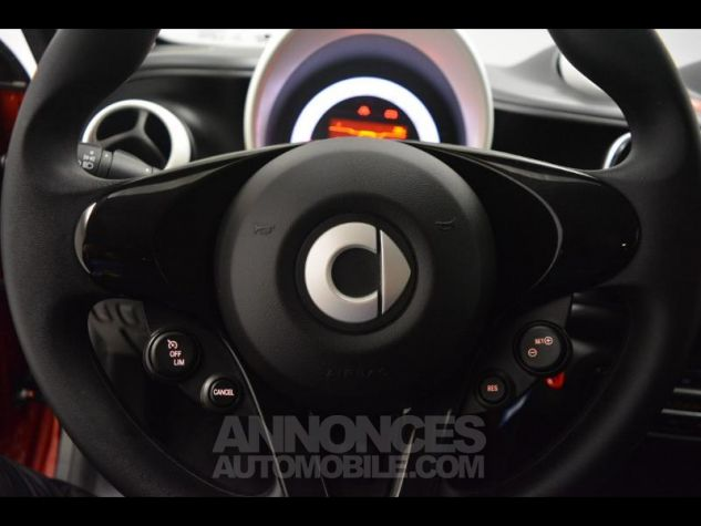 Smart FORFOUR 71ch pure Rouge Occasion - 3