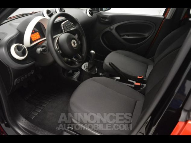 Smart FORFOUR 71ch pure Rouge Occasion - 2