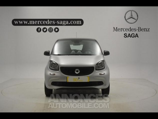 Smart FORFOUR 71ch pure ARGENT Occasion - 5