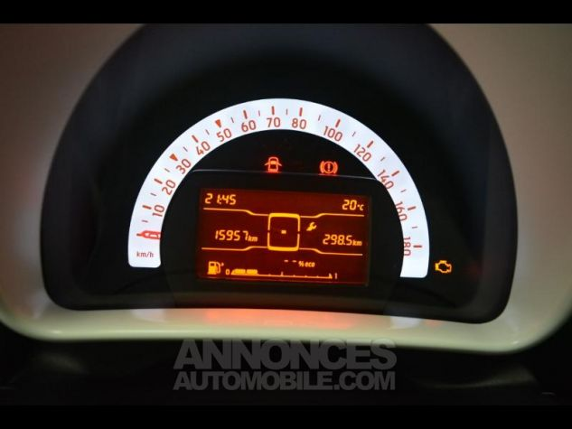 Smart FORFOUR 71ch pure Rouge Occasion - 8
