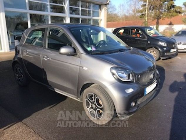 Smart FORFOUR II 0.9 90 PRIME TWINAMIC Gris Occasion - 0