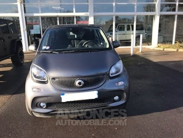 Smart FORFOUR II 0.9 90 PRIME TWINAMIC Gris Occasion - 1