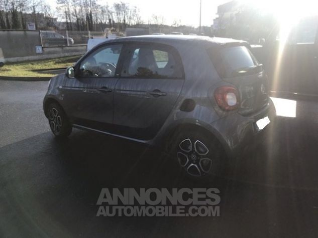 Smart FORFOUR II 0.9 90 PRIME TWINAMIC Gris Occasion - 3