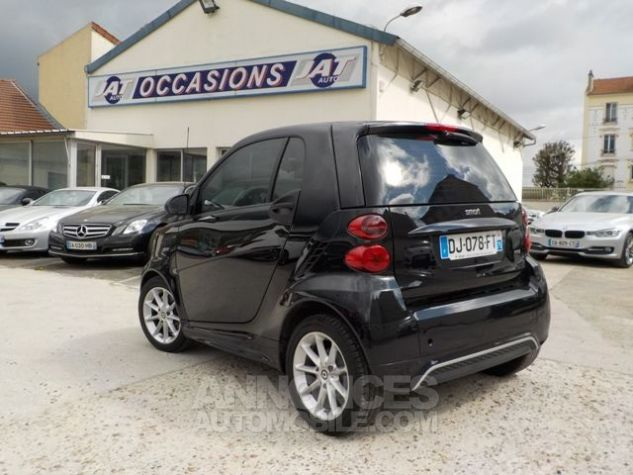 Smart Fortwo 71CH MHD PASSION SOFTOUCH NOIR Occasion - 2