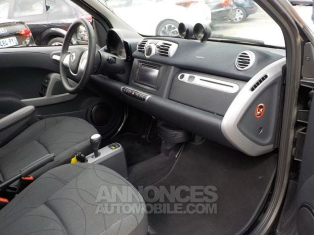 Smart Fortwo 71CH MHD PASSION SOFTOUCH NOIR Occasion - 6