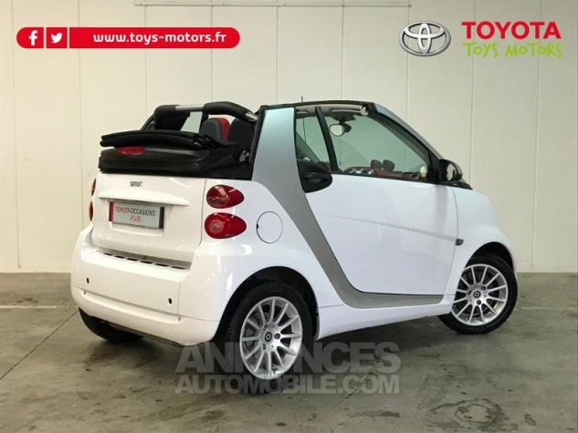 Smart Fortwo 84ch Turbo Passion Softouch GRIS Occasion - 1