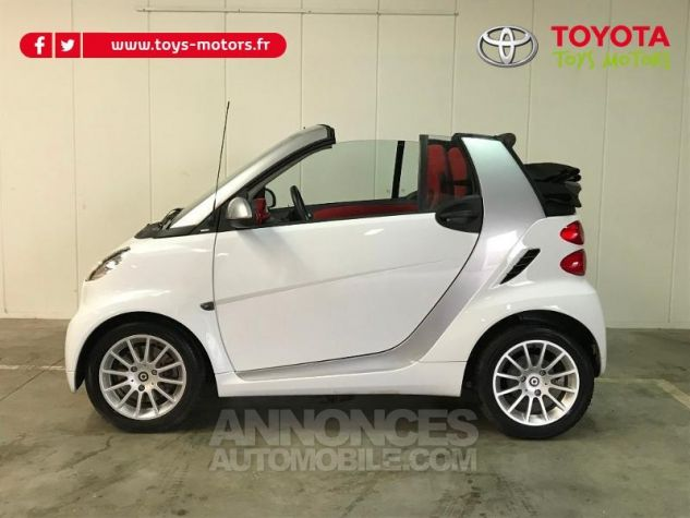 Smart Fortwo 84ch Turbo Passion Softouch GRIS Occasion - 2