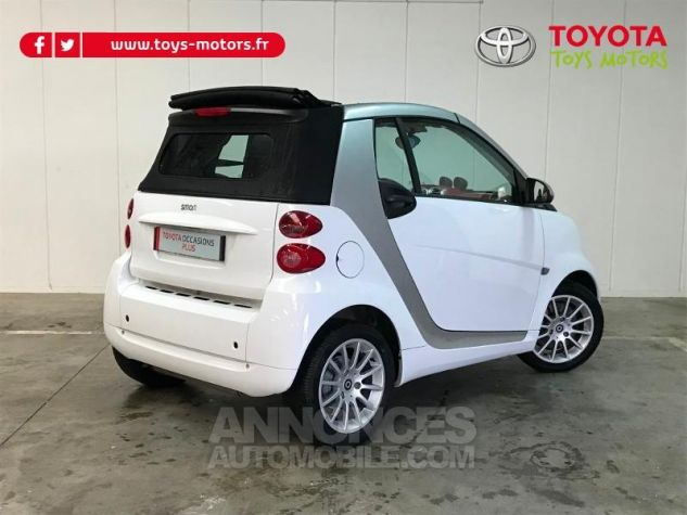 Smart Fortwo 84ch Turbo Passion Softouch GRIS Occasion - 7