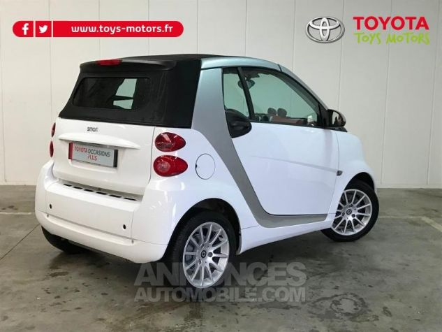 Smart Fortwo 84ch Turbo Passion Softouch GRIS Occasion - 8