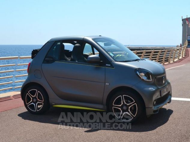 Smart Fortwo 90ch urbangold twinamic Gris Mat Occasion - 2