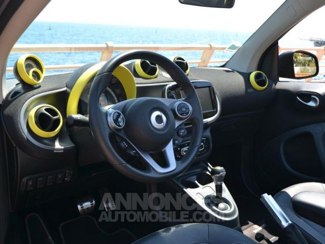 Smart Fortwo 90ch urbangold twinamic Gris Mat Occasion - 3