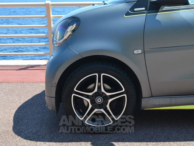 Smart Fortwo 90ch urbangold twinamic Gris Mat Occasion - 6