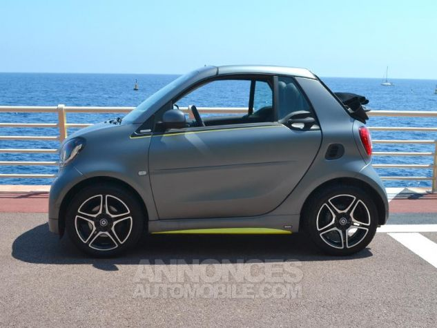 Smart Fortwo 90ch urbangold twinamic Gris Mat Occasion - 7