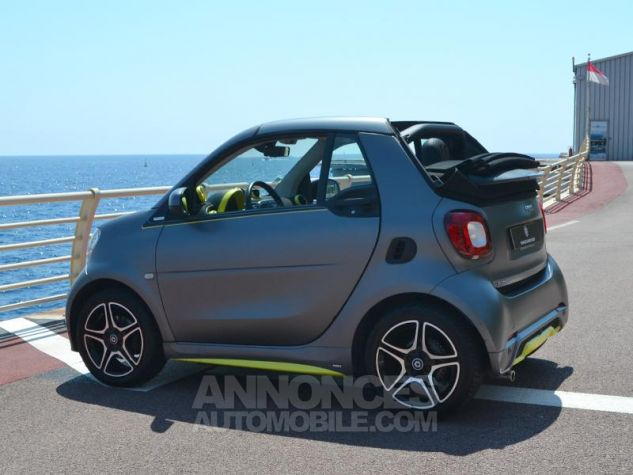 Smart Fortwo 90ch urbangold twinamic Gris Mat Occasion - 8