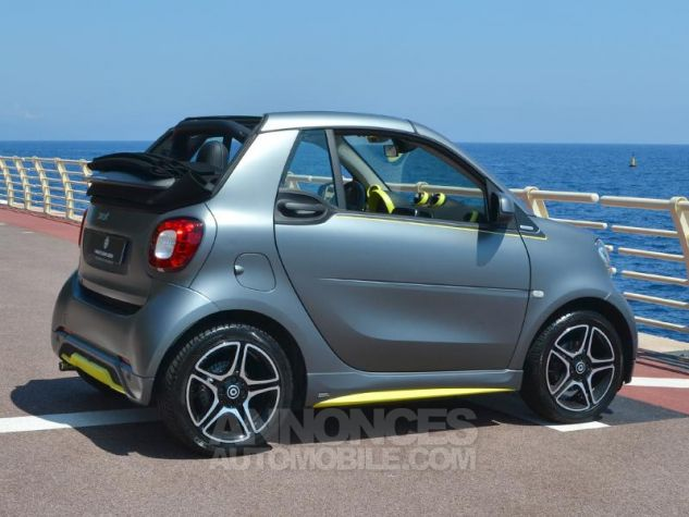 Smart Fortwo 90ch urbangold twinamic Gris Mat Occasion - 10