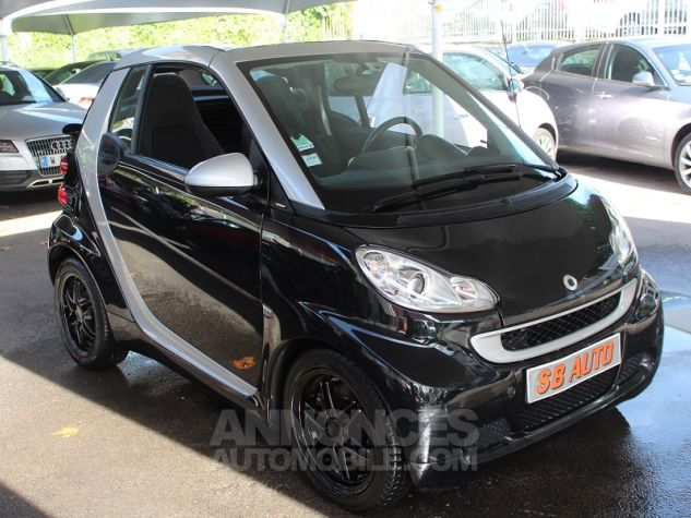 Smart Fortwo CDI PASSION SOFTOUCH NOIR Occasion - 1