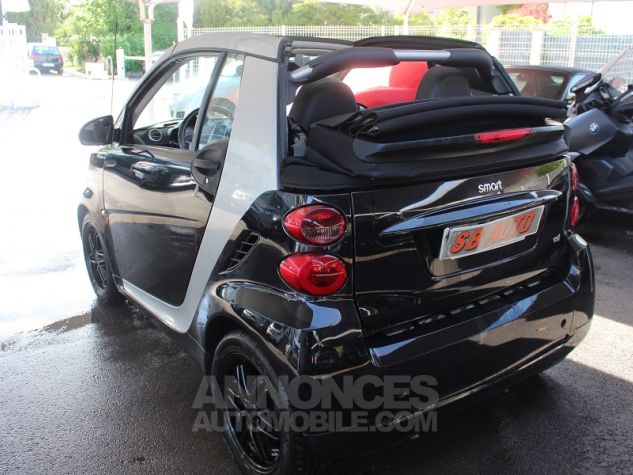 Smart Fortwo CDI PASSION SOFTOUCH NOIR Occasion - 3