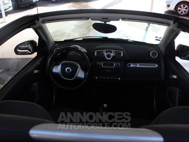 Smart Fortwo CDI PASSION SOFTOUCH NOIR Occasion - 4