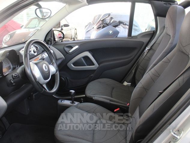 Smart Fortwo CDI PASSION SOFTOUCH NOIR Occasion - 5