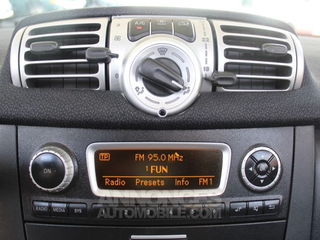 Smart Fortwo CDI PASSION SOFTOUCH NOIR Occasion - 6