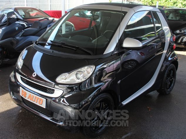Smart Fortwo CDI PASSION SOFTOUCH NOIR Occasion - 9