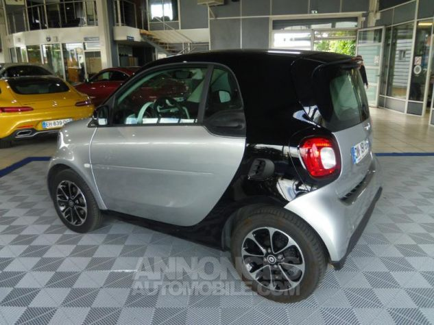 Smart Fortwo Coupe 71ch passion Argent Occasion - 6