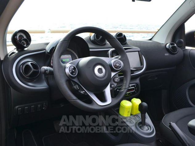 Smart Fortwo Electrique 82ch passion Blanc White Occasion - 3