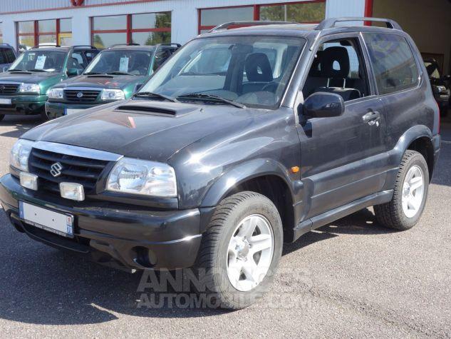 Suzuki GRAND VITARA GD VITARA 2L HDI argent Occasion - 0