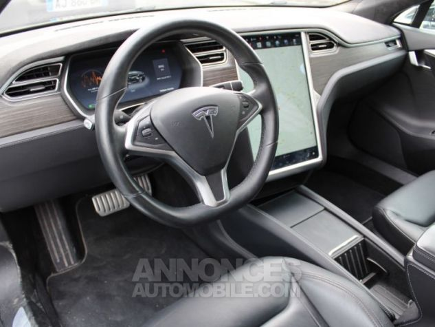 Tesla MODEL S 90 KWH PERFORMANCE DUAL MOTOR NOIR Occasion - 2